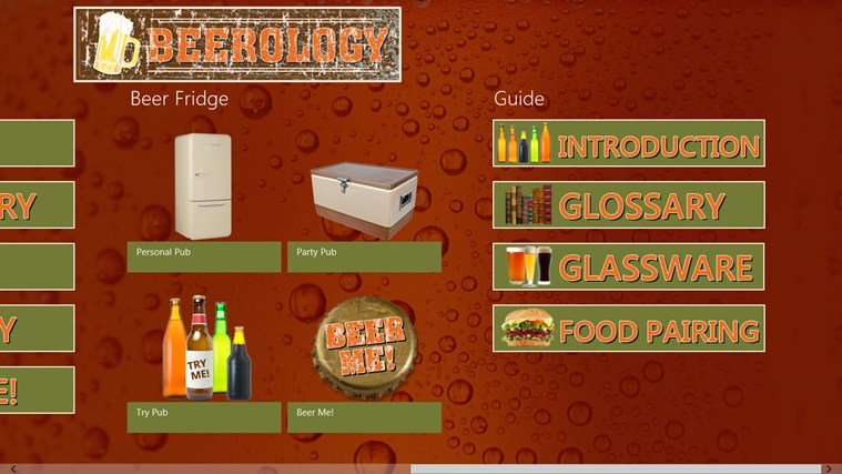 Beerology screen shot 1