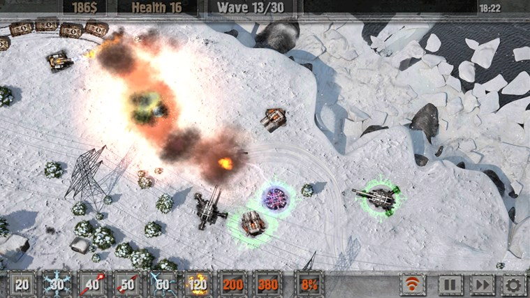 Defense zone 2 screen shot 5