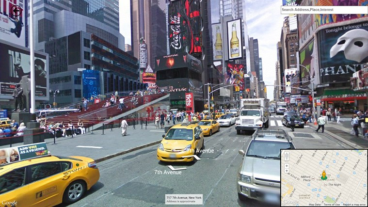 StreetView Rush screen shot 1