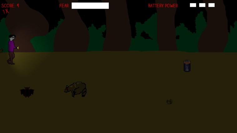 Spooky Forest screen shot 1