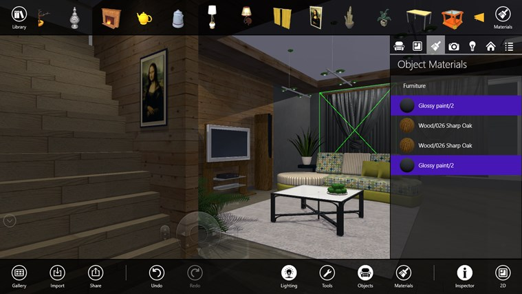 Live interior 3d free app for windows in the windows store Software for interior design free