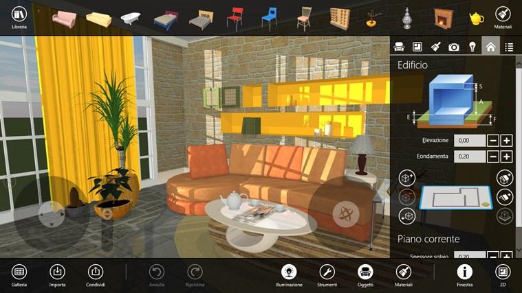 software progettazione casa 3d gratis lasig