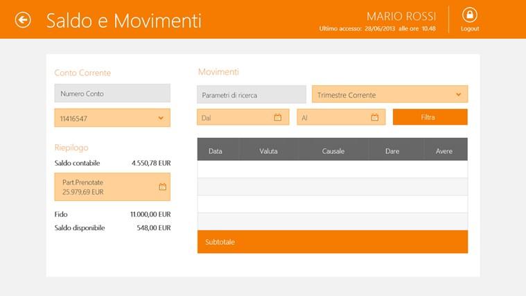 IWBank cattura di schermata 3