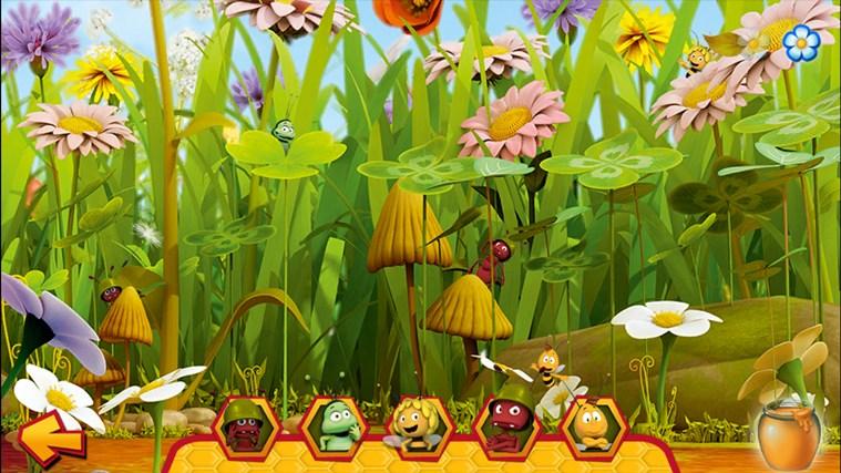 Maya the Bee screen shot 3