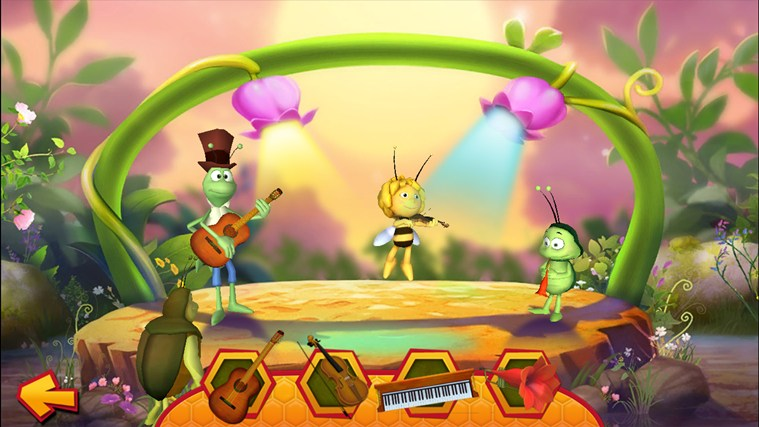 Maya the Bee screen shot 5