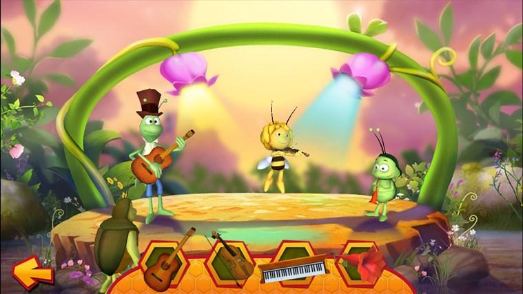 Maya the Bee screen shot 5