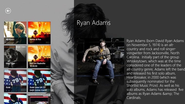 Media Browser screen shot 7