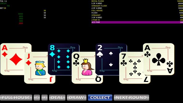 7 Cards Poker Bola Tangkas petikan skrin 7