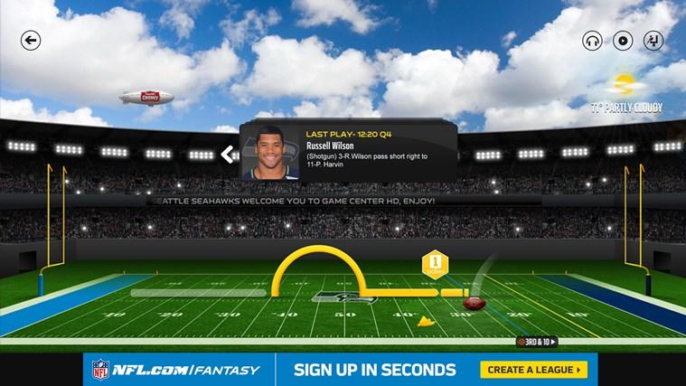 NFL Mobile screen shot 3