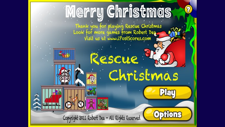 Rescue Xmas screen shot 3