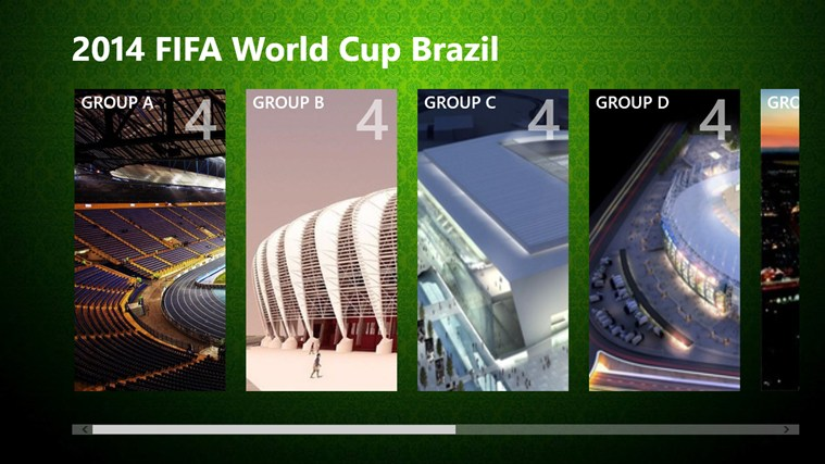 2014 Fifa World Cup Brazil 2014 screen shot 5