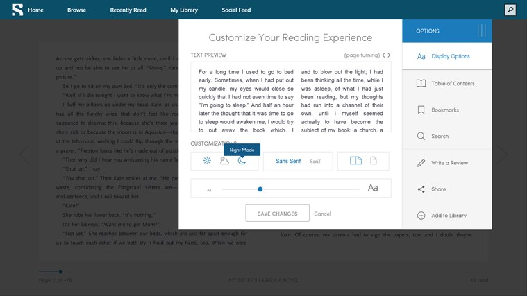Scribd - Read Unlimited Books screen shot 1