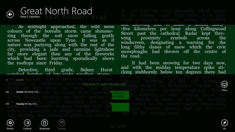 freda captura de pantalla 5