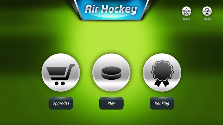AirHockey screen shot 3