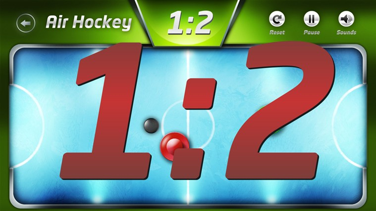 AirHockey screen shot 5
