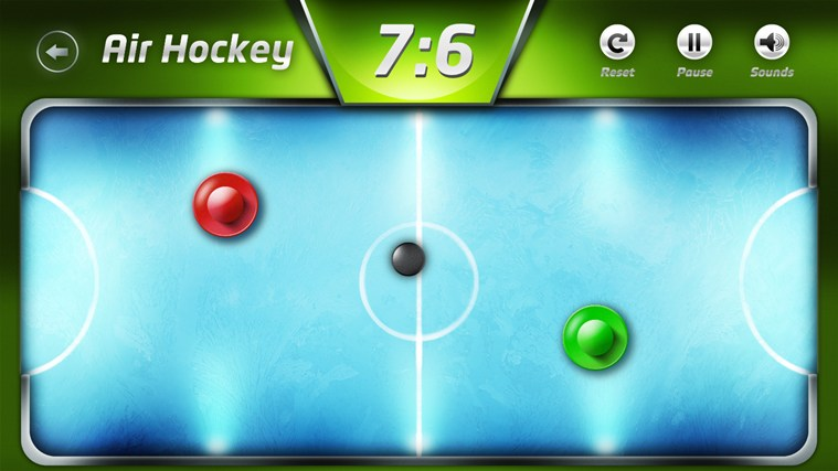 AirHockey screen shot 7