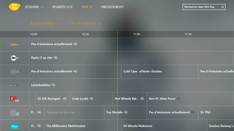 Yelo Play capture d'écran 3