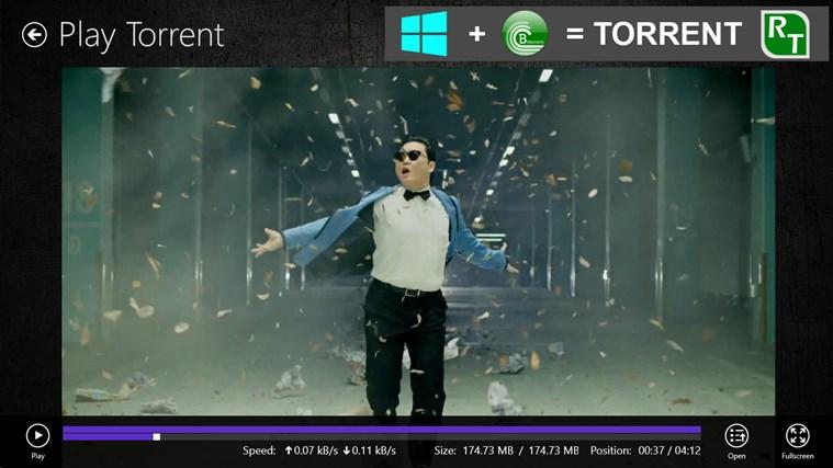 Torrent RT FREE screen shot 7