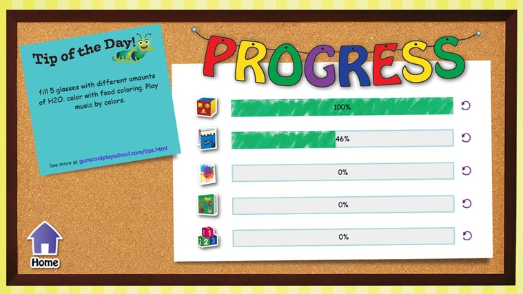 Learning Games for Kids ( Educational Preschool activities in English) screen shot 7