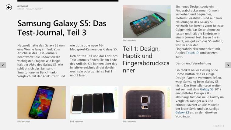 netzwelt Screenshot 1