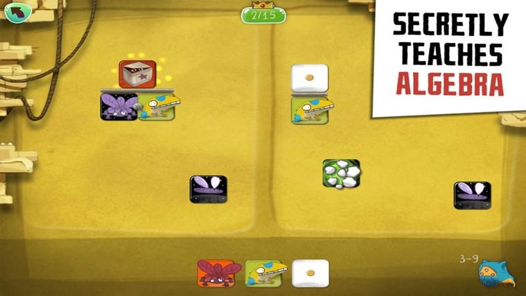DragonBox Algebra 12+ screen shot 1