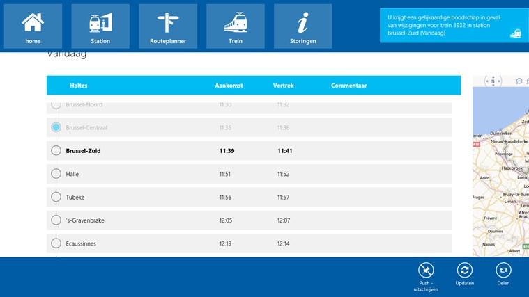 Railtime schermafbeelding 5