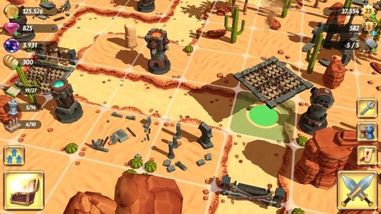 Royal Revolt 2 screen shot 3