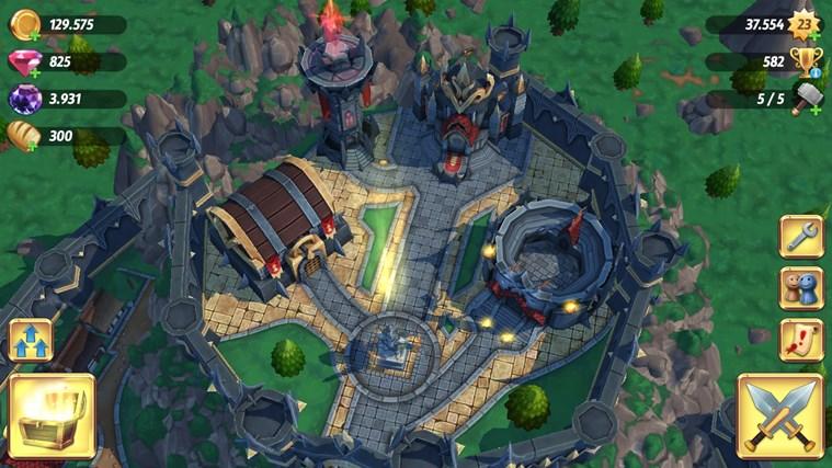 Royal Revolt 2 screen shot 5