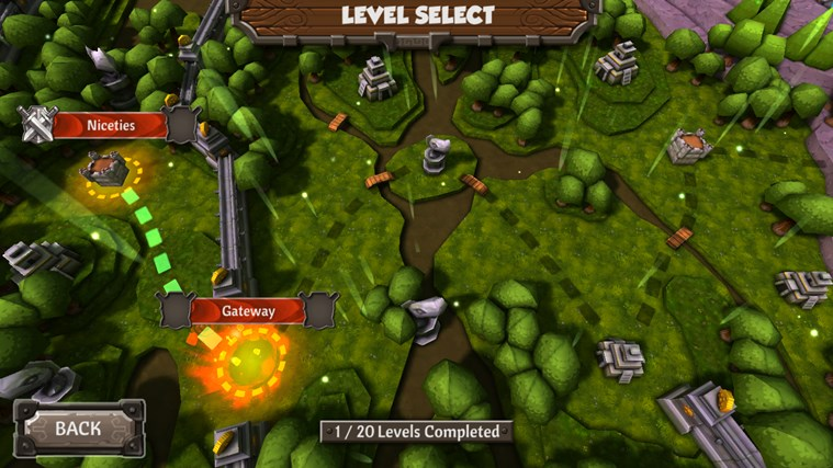 Siegecraft Defender screen shot 1