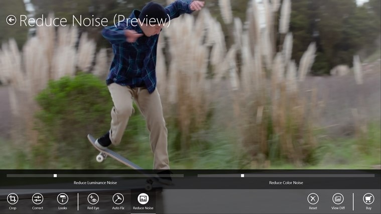 Adobe Photoshop Express Screenshot 3