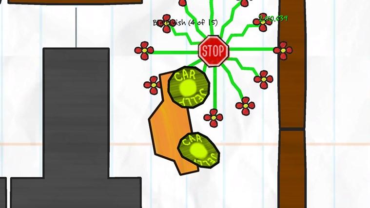 JellyCar 3 screen shot 3