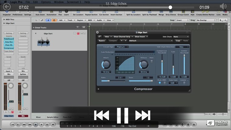 Logic 9: Guitar Recording Toolbox screenshot 3