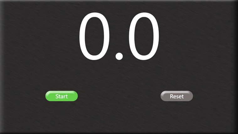 Stopwatch‰ screenshot 1