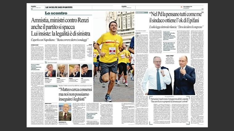 La Repubblica+ cattura di schermata 1