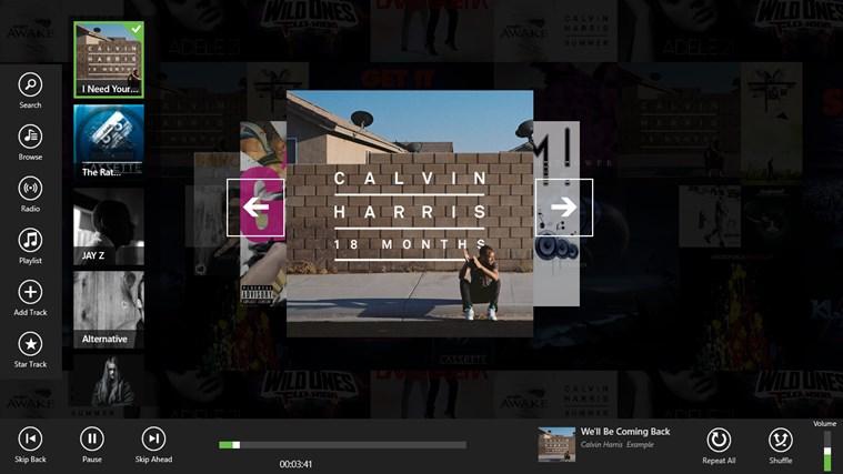 Spotlite - Listen to Spotify screen shot 1
