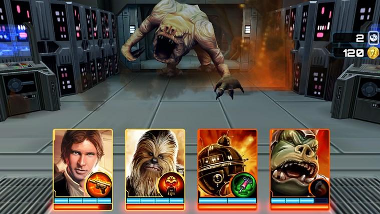 Star Wars: Assault Team screen shot 3