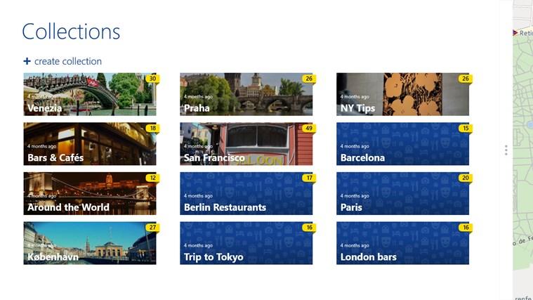 HERE Maps screen shot 3