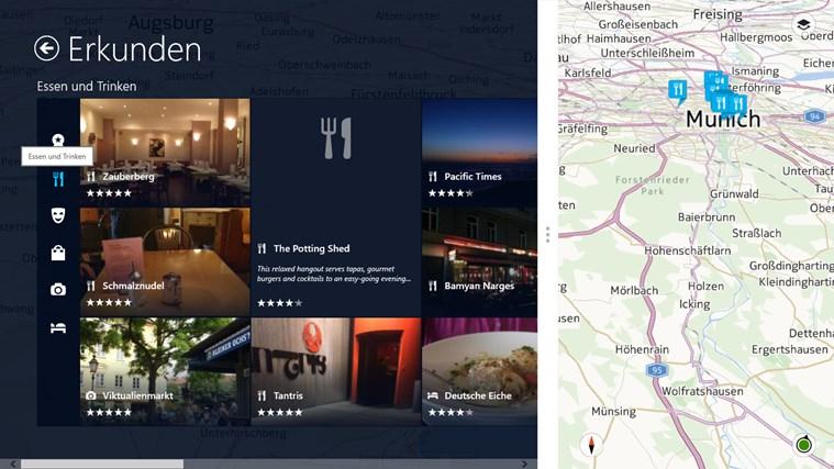 HERE Maps Screenshot 5