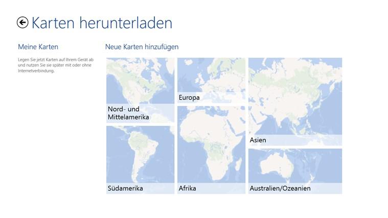 HERE Maps Screenshot 7