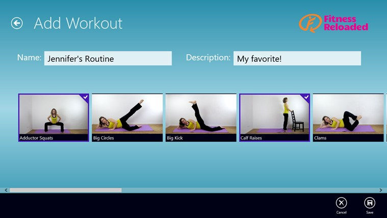 Legs & Glutes Exercises - Windows Store Store Top Apps ...