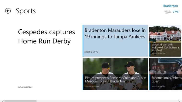 Bradenton Herald screen shot 3
