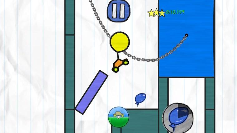 JellyCar 3 screen shot 1