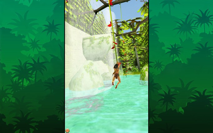 Tarzan Unleashed screen shot 1