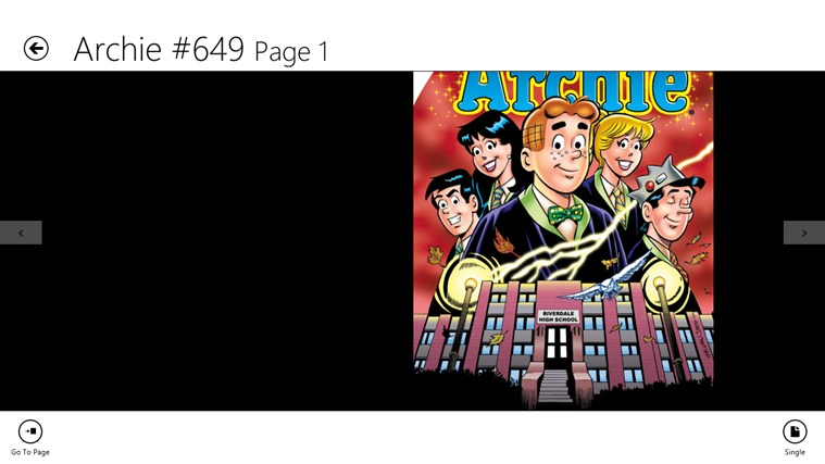 Archie Comics screen shot 1