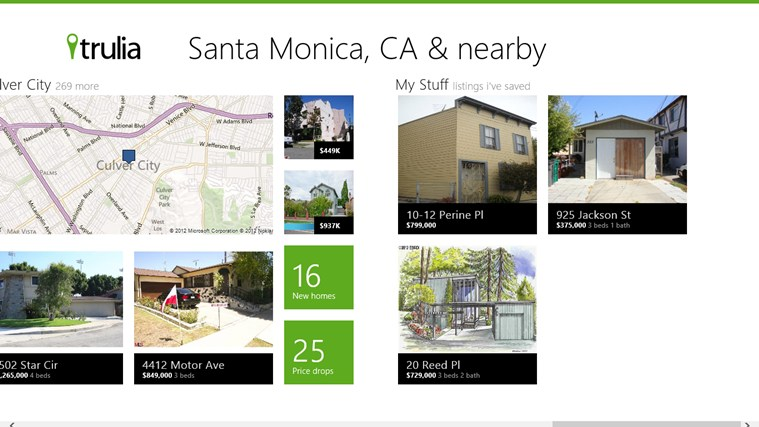 Find A Home Trulia Real Estate Homes For Sale Apartments ...