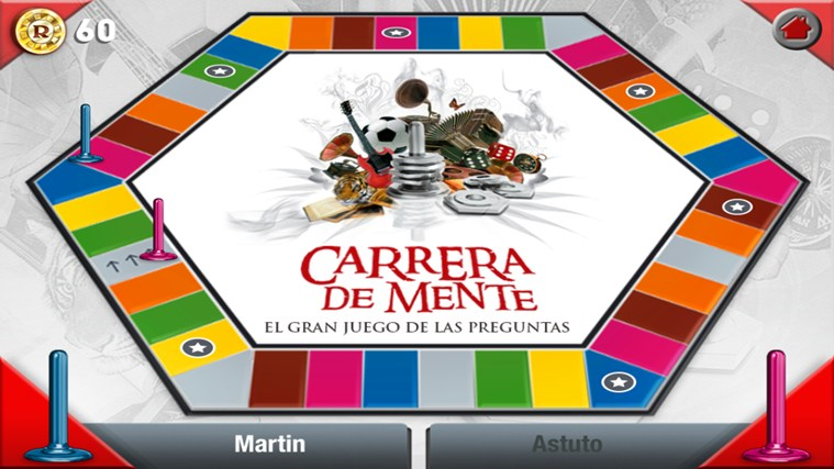 Carrera de Mente Lite screen shot 1