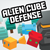 Alien Cube Invasion